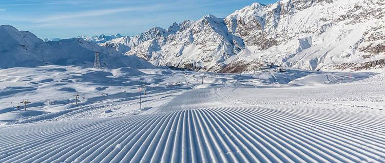 Vacances au ski à Cervinia