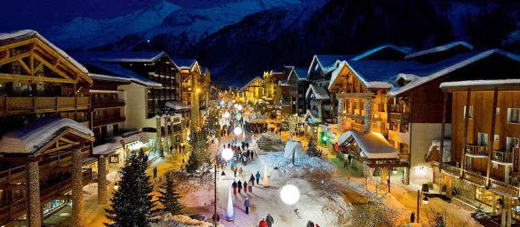 Vacances de ski de Noël 2019