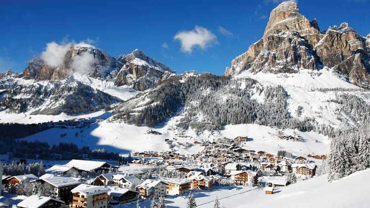 Corvara Séjour au ski