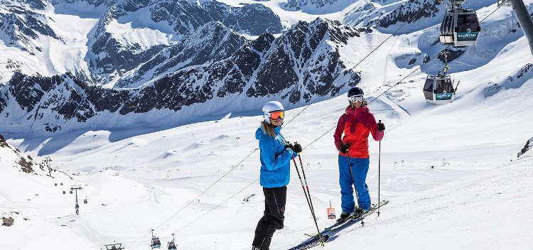 Vacances de ski décembre 2019
