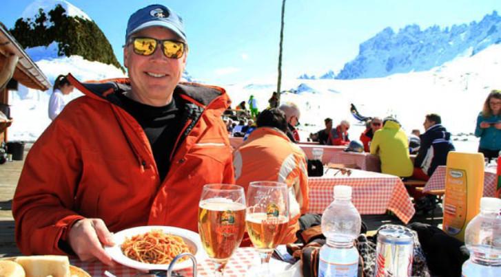 Déjeuners à la montagne et collations dans les Alpes italiennes