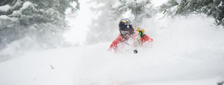 Plus de poudreuse dans les vacances au ski aux États-Unis