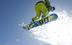 Skiing Resorts for Snowboarders