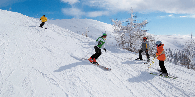 Make the most of just a week's ski holiday, by hiring an instructor