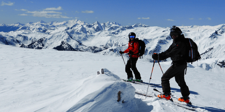 5 ways you can make the most of just a week's ski holiday