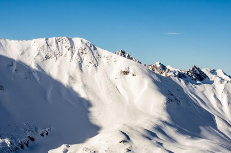 St Anton ski resort, Austria