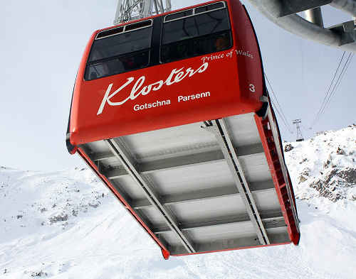 "Are you ""Posh"" enough to ski in Klosters?"