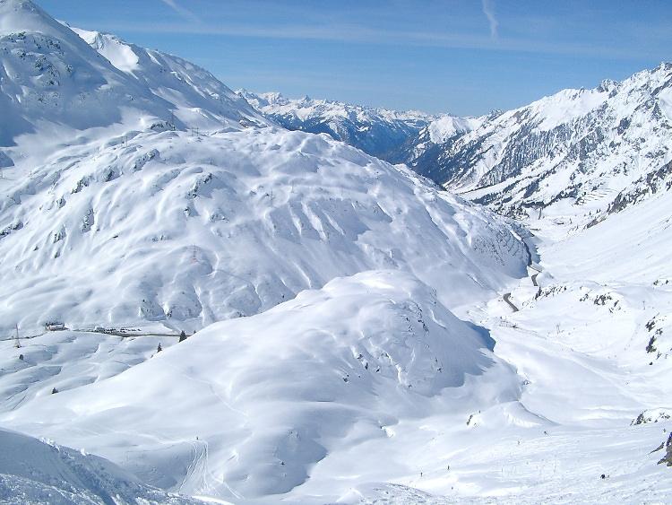 Arlberg Ski Area - The best place to ski in Austria