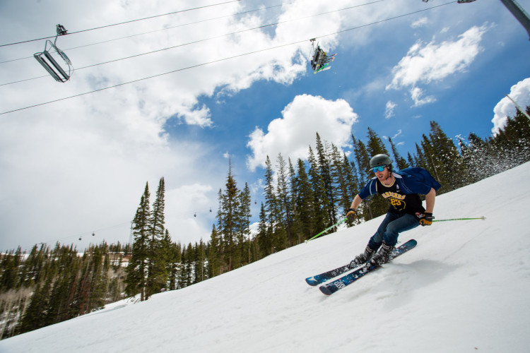 Fabulous Record beating snow conditions in Aspen mean that you can ski this weekend in JUNE!