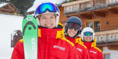Catered ski chalet staff