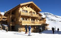 Chalet Le Manoir, Alpe d'Huez - Top 10 Ski In/Ski Out Chalets