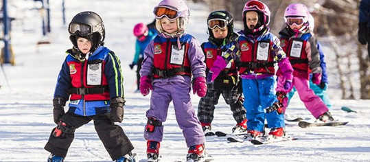 Chalets and Chalet Hotels with Childcare in the Three Valleys