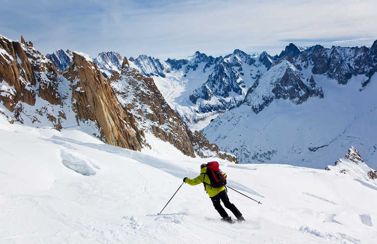 Chamonix Ski Holidays France