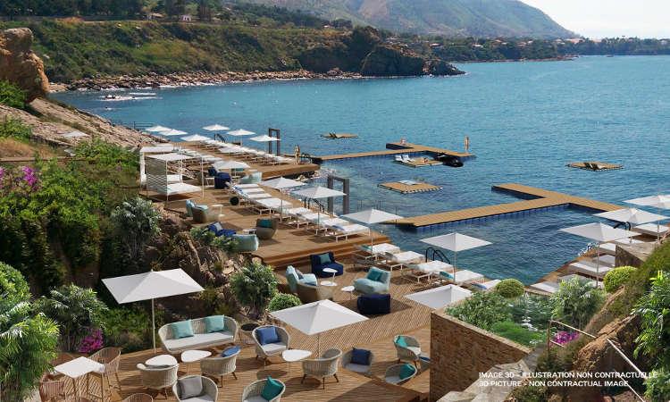 Club Med Cefalu, Sicily