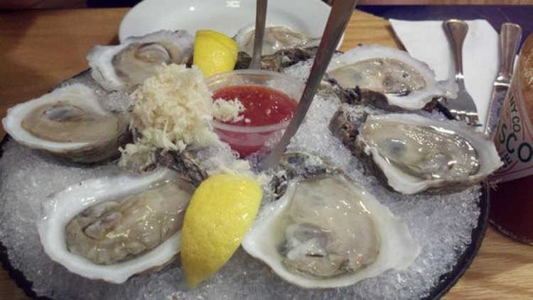 Club Med Oysters