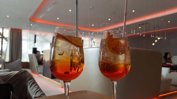 Club Med all-inclusive drinks