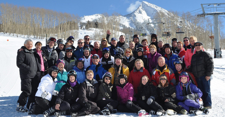 Ski Trips for Corporate groups