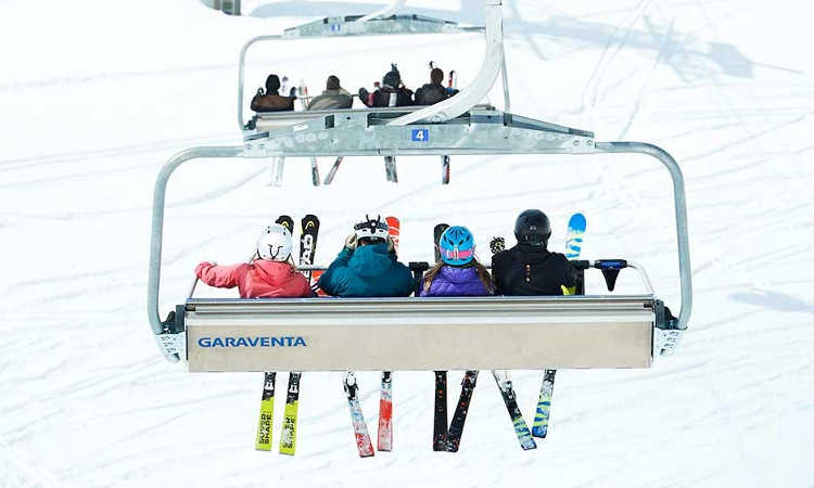 Demand up 34% for skiing in 2019