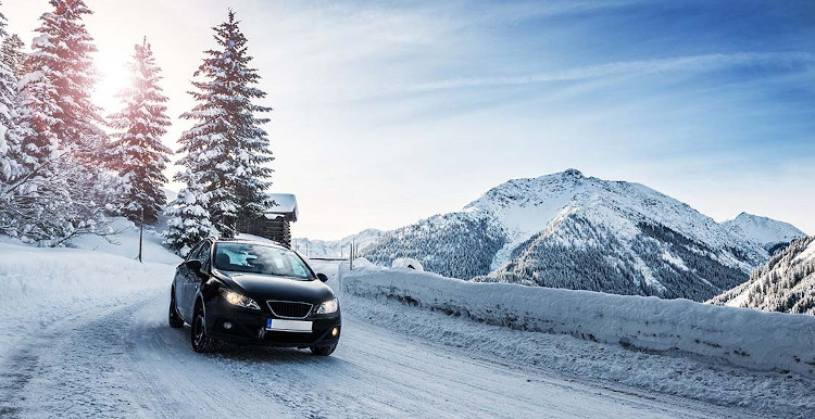 Driving To The Alps This Winter. Don't Forget Your IDP