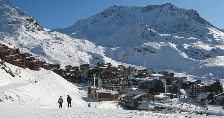 Val Thorens April Ski Trip