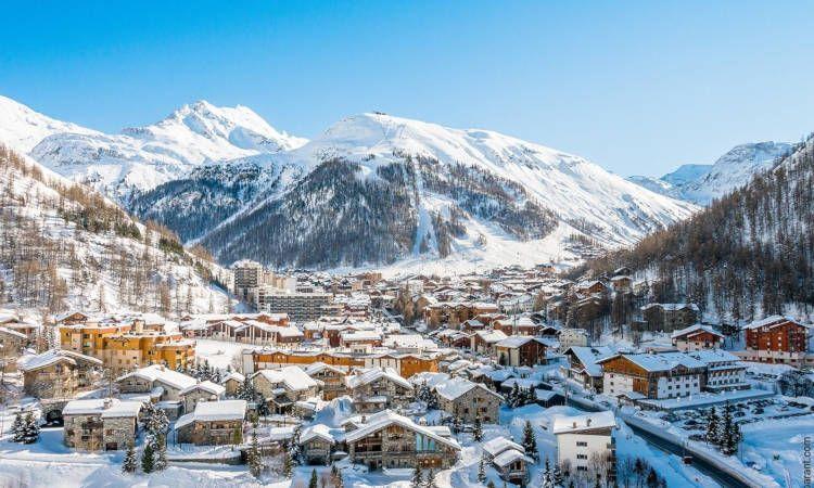 Ski Line's end of season ski trip