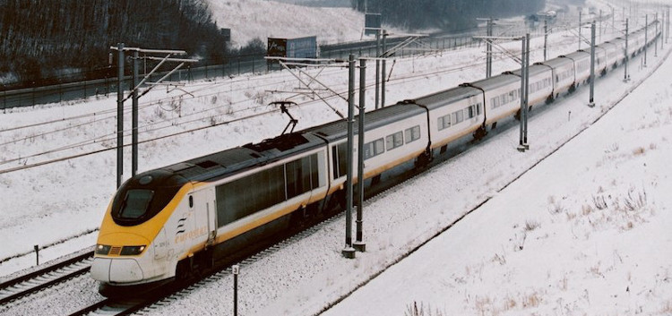 Eurostar adds extra snow train for February half term, perfect for families