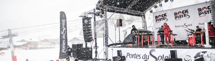 FREE Rock the pistes festival 15th to 21st March 2020