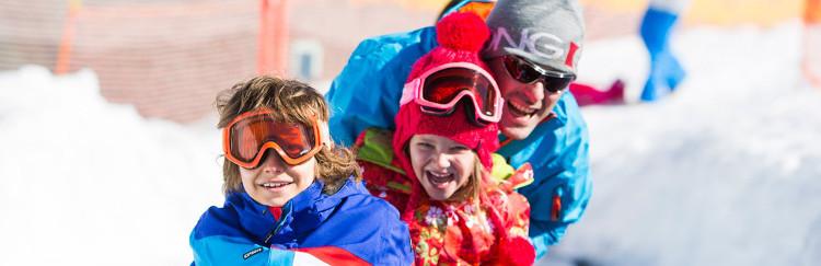 Family Ski Holidays Andorra