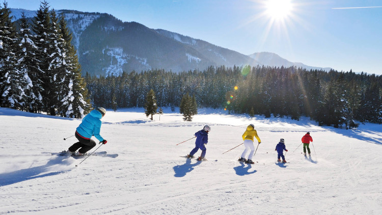 Family Ski Holidays Austria