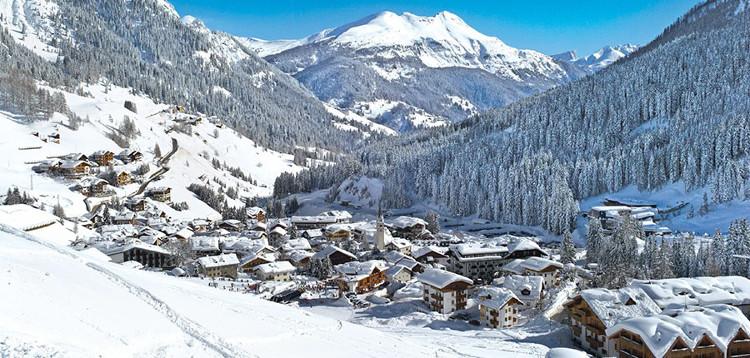Family Ski Holidays Italy