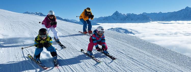 Family Ski Holidays Switzerland