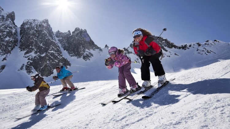 Family Ski Holidays, Tignes, France