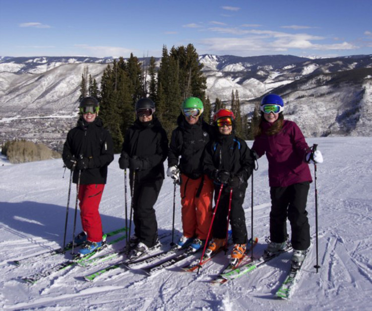 Family Ski Holidays United States