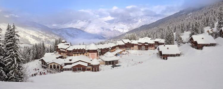 Club Med Valmorel ski resort