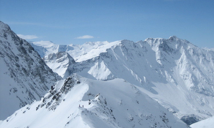Get an Early Start to the Ski Season at the French Alps