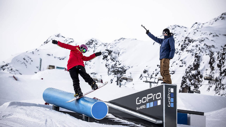 High-Tech Gizmos For Skiers