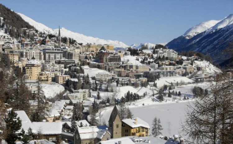 Got Some Bitcoins? Then St Moritz is the resort for you!