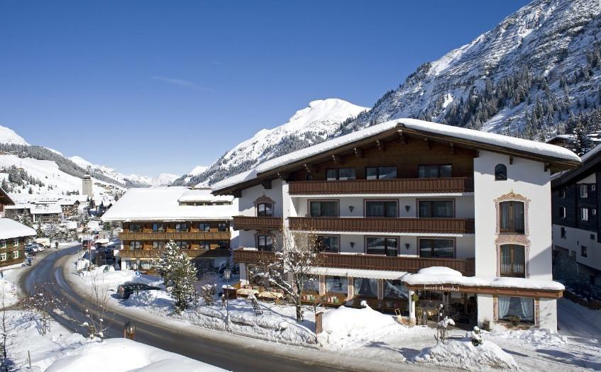 Hotel Theodul Ski hotel Of The Year 16/17