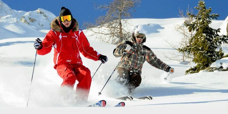The Skiline.co.uk end of season ski trip is perfect for first-time skiers