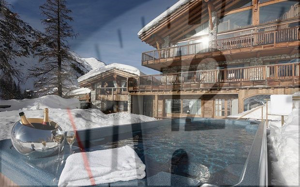 Last Minute Luxury Ski Chalets