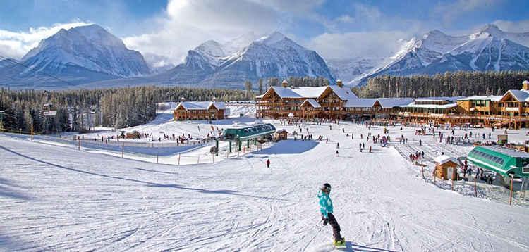 Last Minute Ski Deals Canada