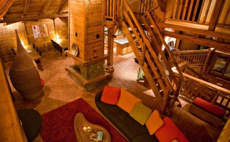 Le Retreat, lounge area