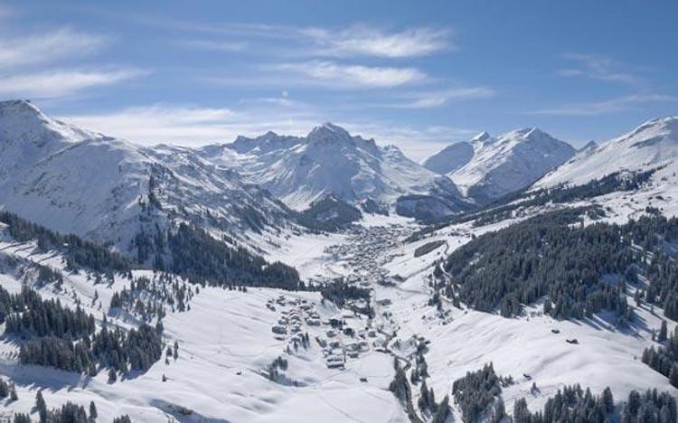 Ski Chalet Holidays, Lech, Austria