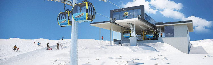 Major new lift for Mayrhofen