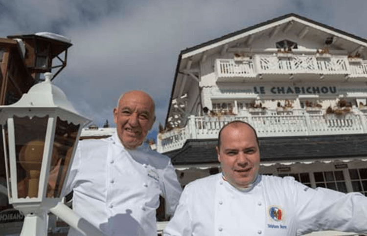 Michelin Starred Restaurants in the 3 Valleys