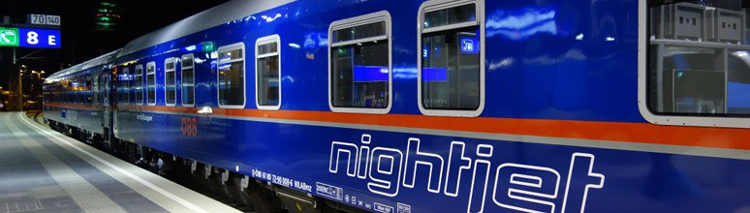 Austria's night train service means 2 additional days skiing
