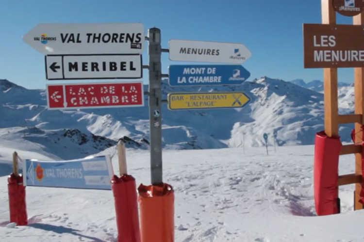 The Red run Lac de la Chambre will be down-graded to a blue run for 2018