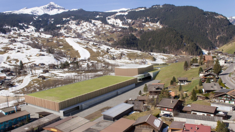 New aerial gondola Grindelwald-Männlichen opening on 14 December 2019
