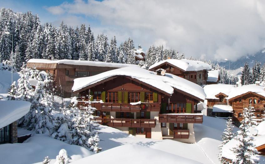 New luxury ski chalet in Courchevel 1850