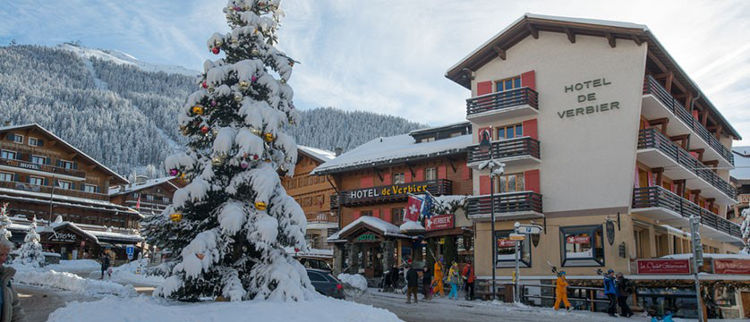 One of the most popular chalet hotels in Verbier